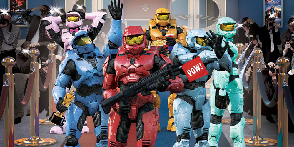 best of red vs blue dvd