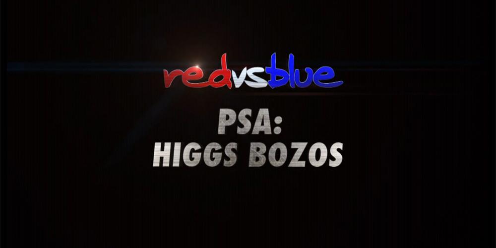 red vs blue higgs bozos