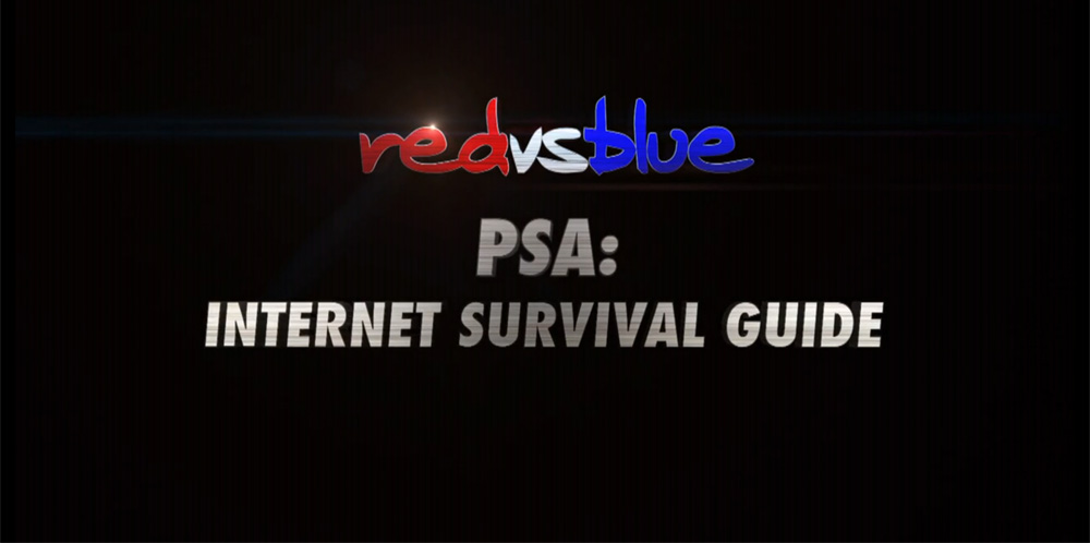 red vs blue online survival